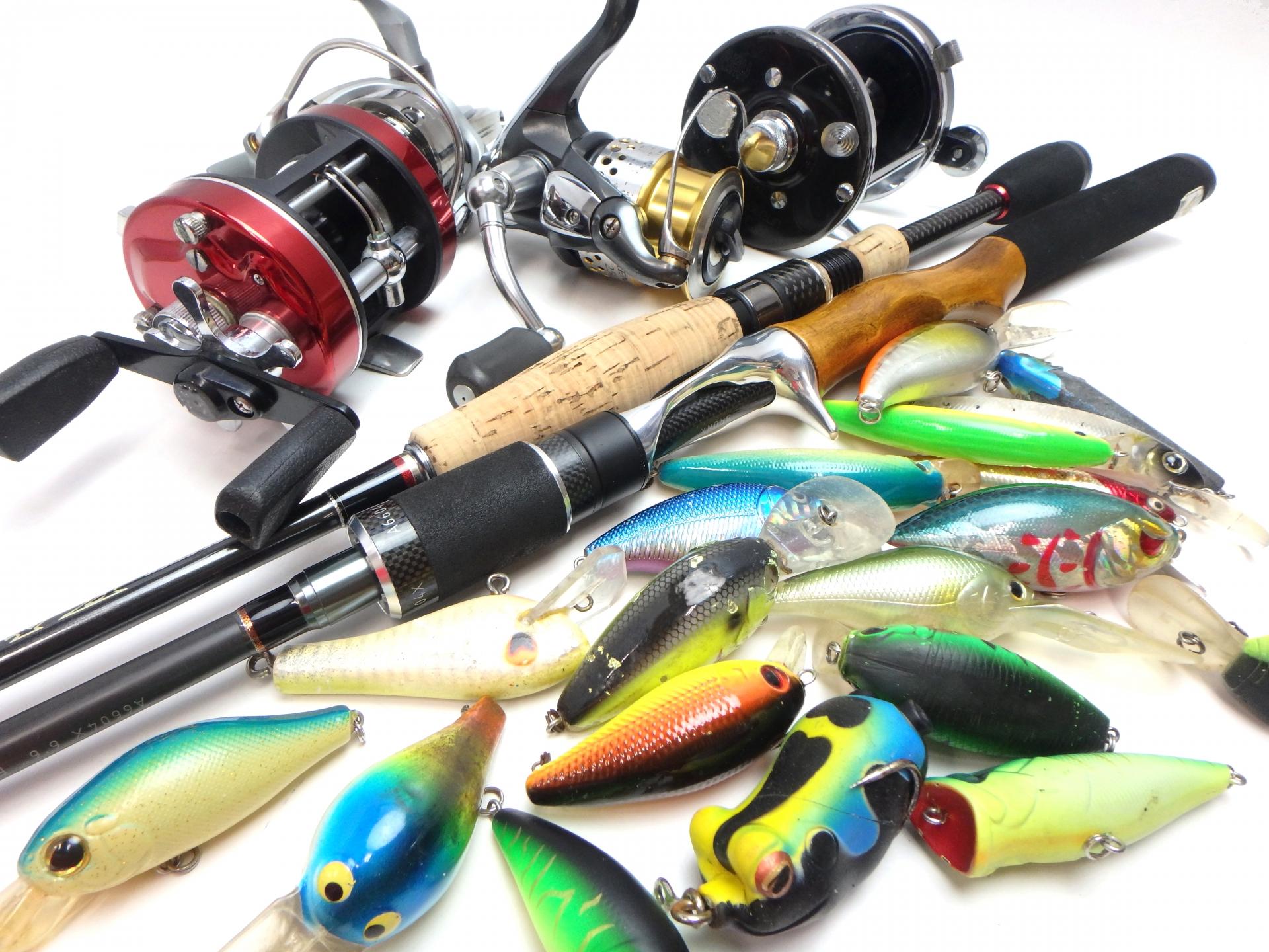 釣りを始める人必見!釣り初心者が用意するべき道具とその使い方を全部ご紹介!